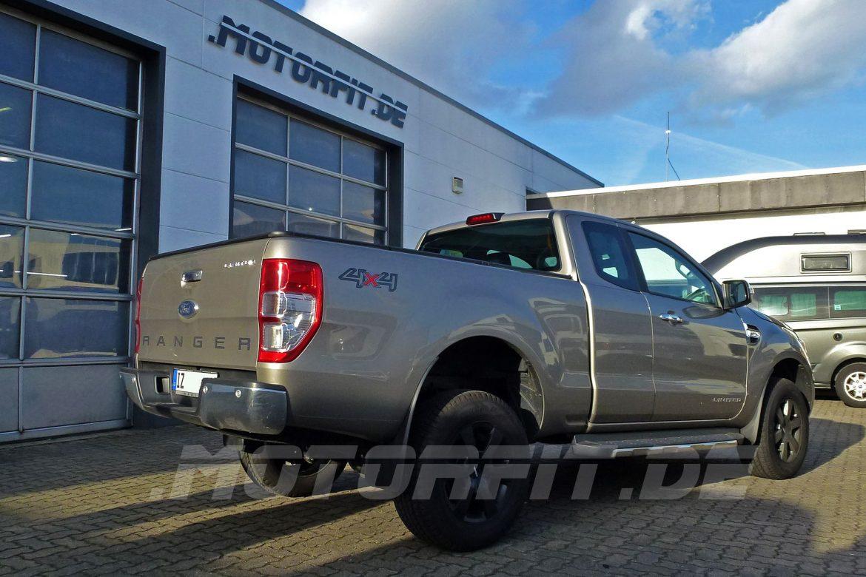 Ford Ranger Zusatz-Luftfederung Sem-Air