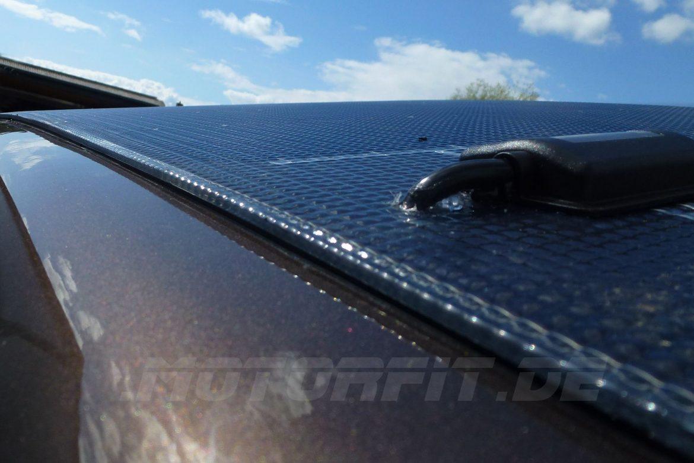 Mercedes Benz Marco Polo Solar Autark
