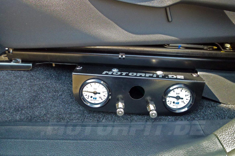 Toyota Hilux AN120 Semi Air