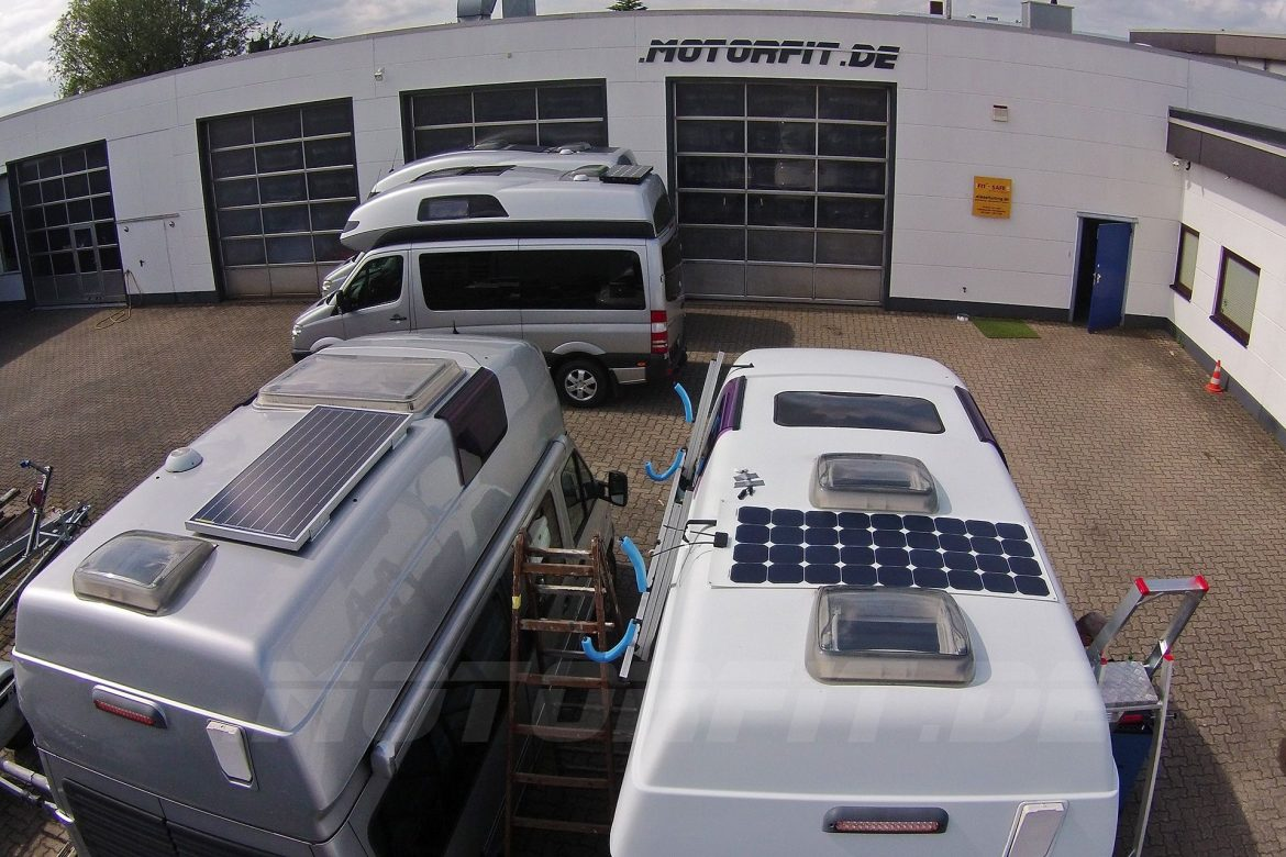 Solar Motorfit James Cook Nugget