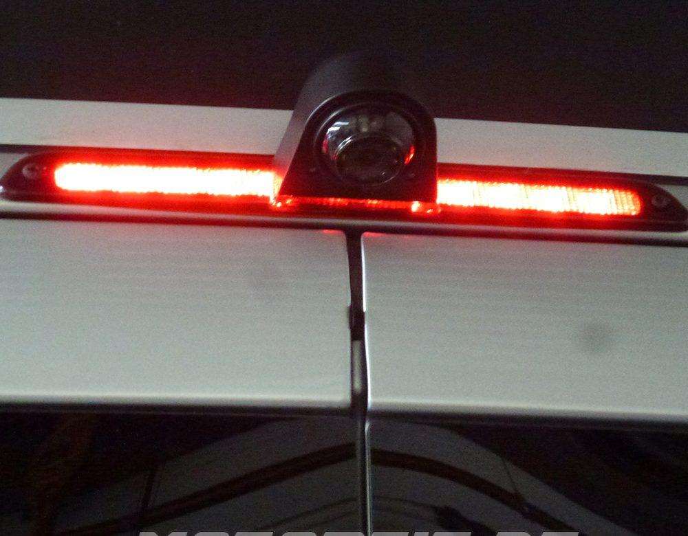 Profi Rückfahrkamera für James Cook W906 drittes Bremslicht