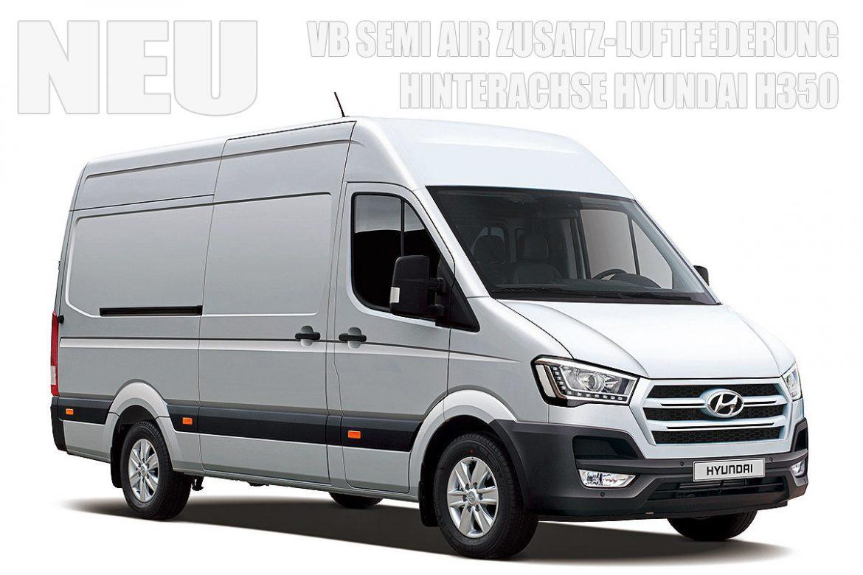 VB Semi Air Zusatz-Luftfederung Hinterachse Hyundai H350