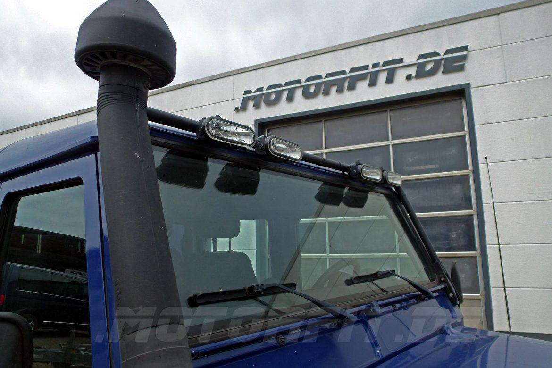Landrover Defender - Fahrwerk ohne Kompromisse