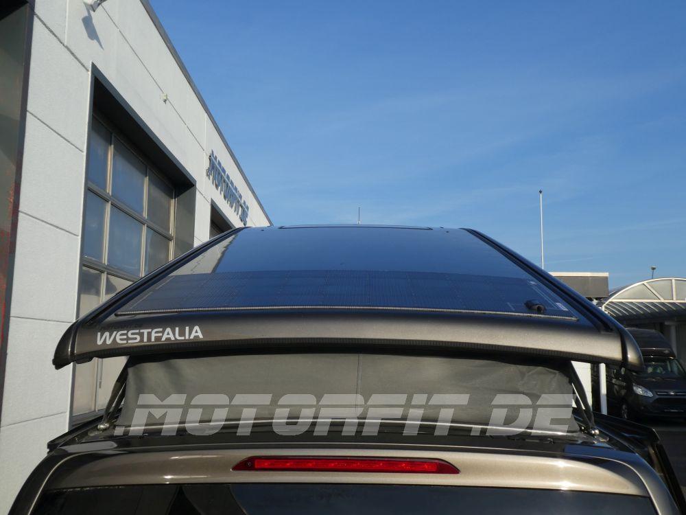 Solaranlage für Marco Polo von Motorfit.de