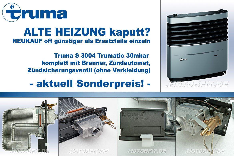 Truma S 3004 Trumatic