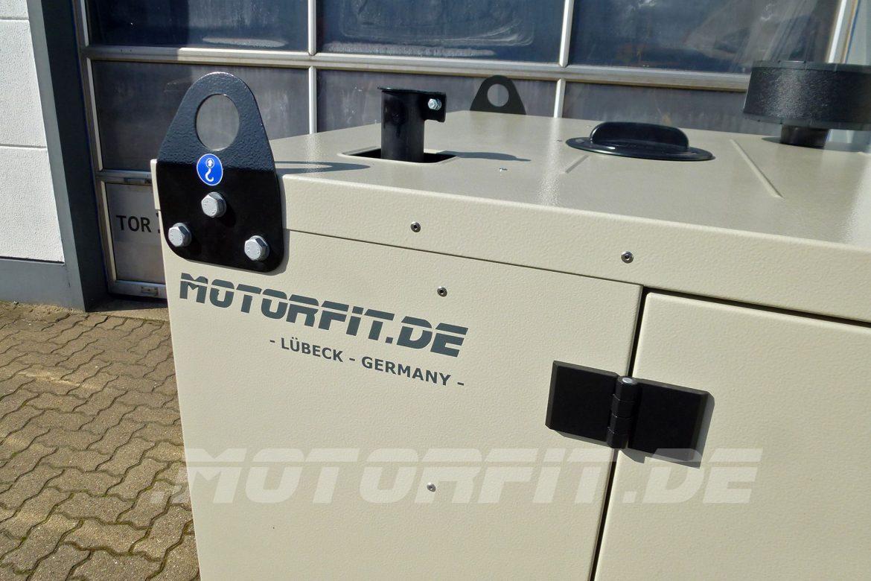 FOGO Mitsubishi Diesel Stromgenerator 10kW 10kVA FDG 10 M Notstromaggregat Power Generator 230/400V