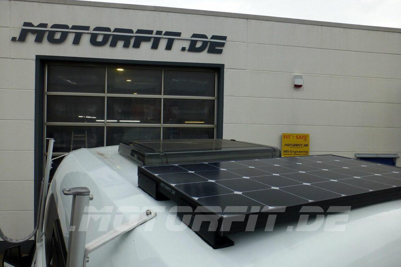 Solar für MB Marco Polo und Ford Nugget - jetzt autark sein!