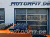 Ford Nugget 2 mit Luftfahrwerk Hinterachse, Solar MPPT Bluetooth