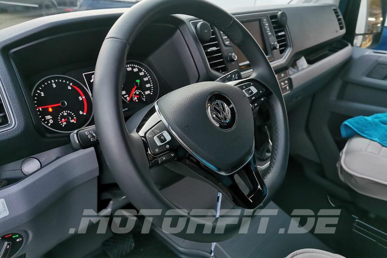 VW Grand California - Lederlenkrad