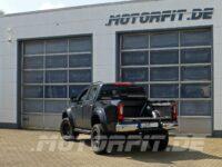 Mercedes Benz X-Klasse Luftfahrwerk für Wohnkabine mit Auflastung und Felgen